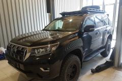 Raptor Toyota LandCrusier