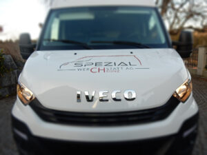 Transporter mieten: IVECO Daily