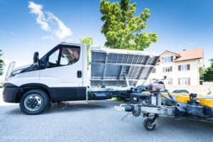 Aufbauten Nutzfahrzeuge Züricher Oberland Spezialwerchstatt Kunz