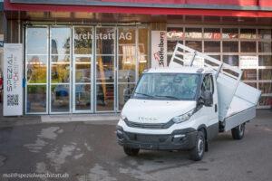 Premium-Partner IVECO Fahrzeuge Zürcher Oberland.