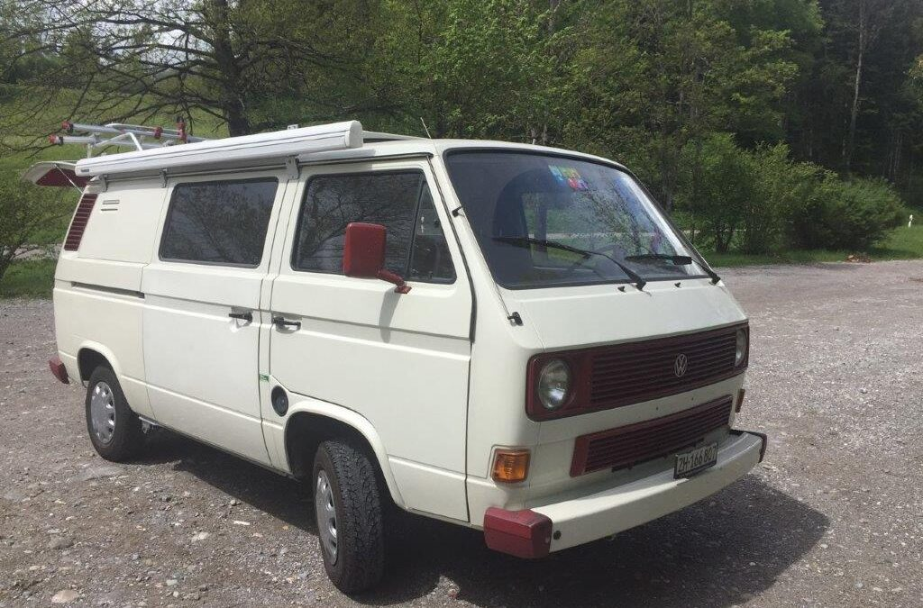 VW Typ 2 Camping