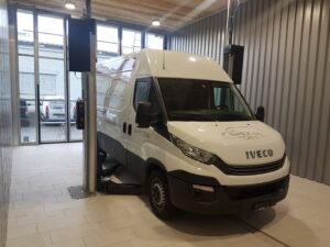 Reparaturen und Service IVECO Nutzfahrzeuge