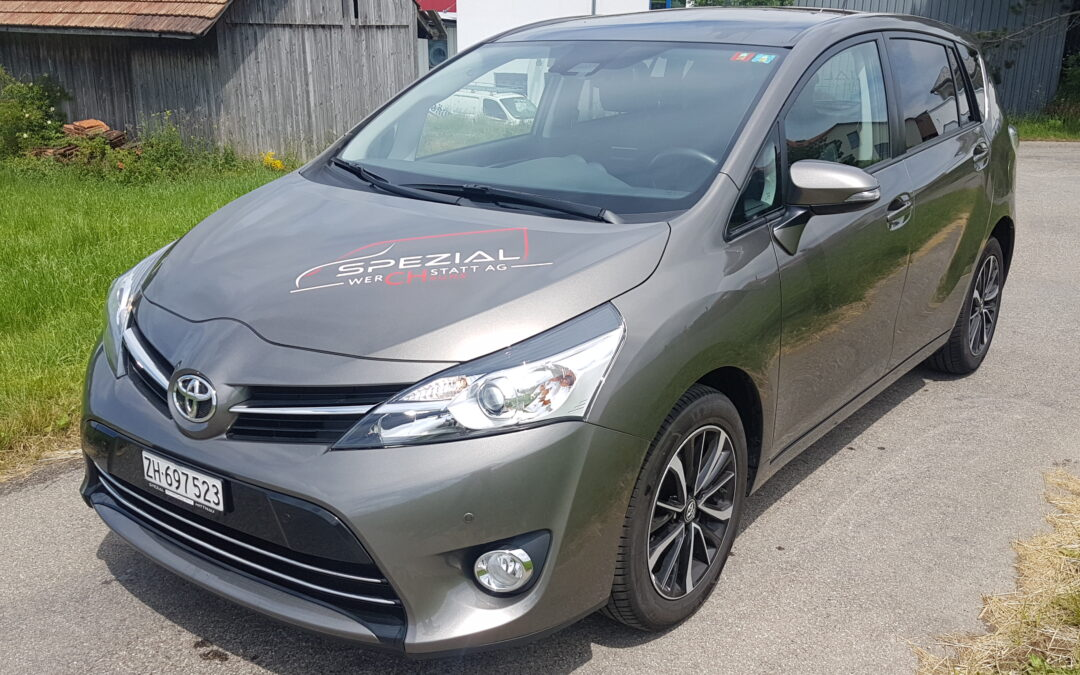 Toyota Verso 1.8 Sol Limited Edition
