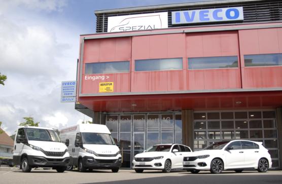 Spezialwerchstatt und IVECO-Partner