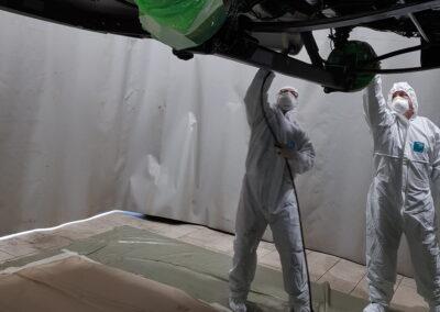 Hohlraumschutz und Unterbodenschutz: Beropur in Hittnau