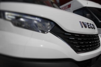 Spezialwerchstatt für IVECO Fahrzeuge