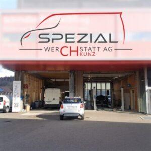 Dienstleistungen Spezialwerchstatt Kunz Hittnau, PW, Nutzfahrzeug, Wohnmobil